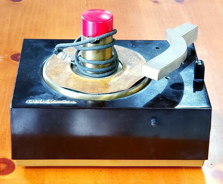 RCA 45 RPM Record Player