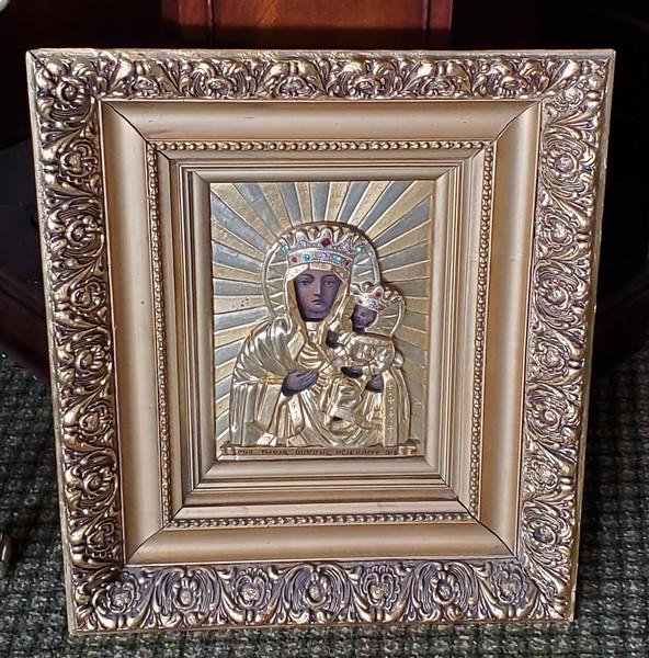 Polish Religious Icon
