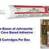 Johnsonite 960 Wall Base Adhesive