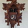 """19"""" Hones Cuckoo Clock"""