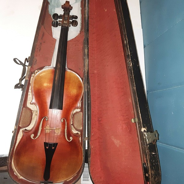 Vuillaume A Paris 46 Violin