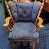 Traditional Spring Rocker Chair