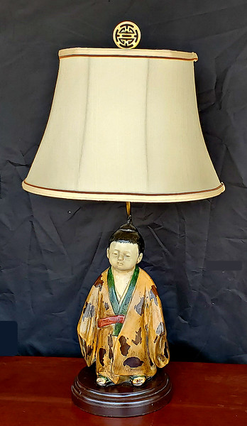 Japanese Inspired Table Lamp