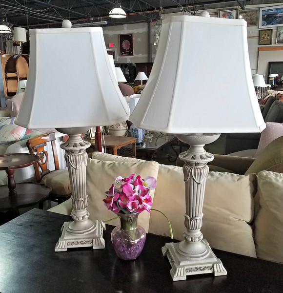 Provincial Table Lamps