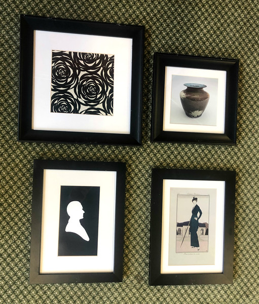 Coordinated Set of Art Prints