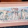 Kegham Tazian Hand Signed Lithograph