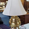 Frederick Cooper Brass Table Lamp