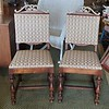 Antique Victorian Chairs