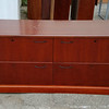 Executive Lateral File Credenza