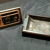 Executive Desk Ashtray Set