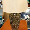 Leopard Print Table Lamp