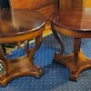Baker Furniture Side Tables