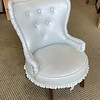 Tufted Parlor Room Chair