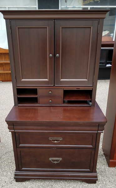 Executive Office Hutch Lateral File