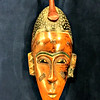 <b>Available at our Livernois Store Location - (313) 345-0884. </b>Guro Ethnicity: GURO Origin: IVORY COAST Description: The daily Guro is dominated by secret societies and by the belief in protective spirits, for whom the Guro builds chapels and statues. Life in the villages is regulated by a council of elders, who represents the main families as well as the secret societies. Guro art is extremely refined. The masks are polished and usually polychromic, with a tendency to add animal characteristics to the human face.