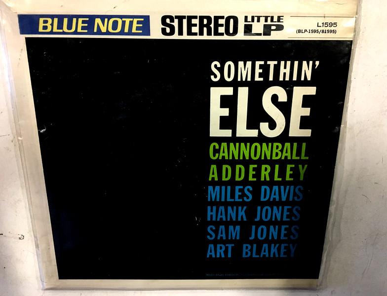 Rare Cannonball Adderley Little LP