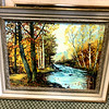 Pastoral Nature Scene Original Oil