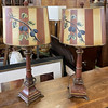 Floral Accent Table Lamps