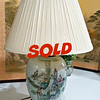 Asian Theme Table Lamp