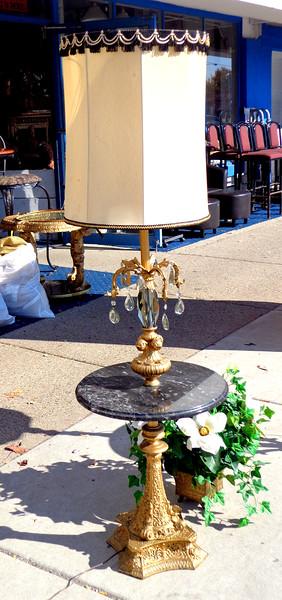 Provincial Floor Lamp