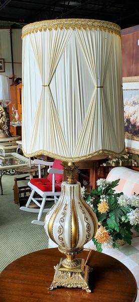 Hollywood Regency Lamp