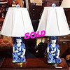 Asian Theme Table Lamps