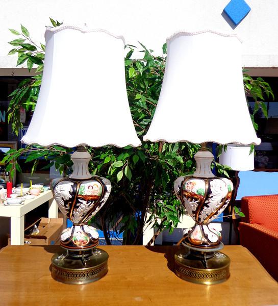Italian Made Table Lamps