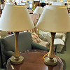 Contemporary Style Table Lamps