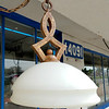 Frosted Glass Hanging Lights