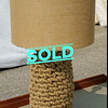 Rope Table Lamp