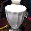 White Ceramic Lamp. <b>$20</b>
