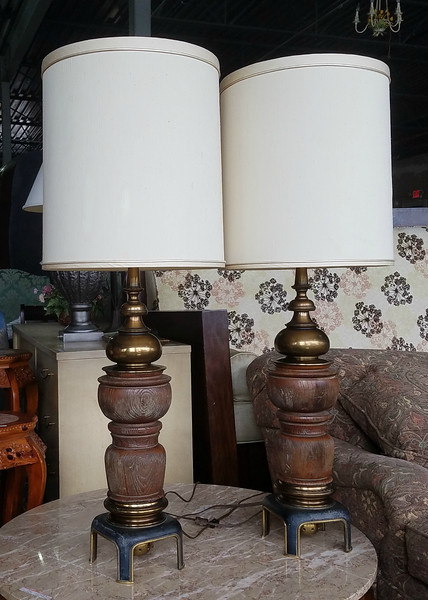 Stiffel Table Lamps