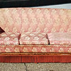 Antique Rose Sofa