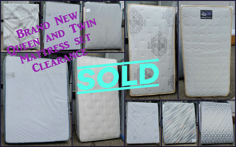 Brand New Mattress Set Clearance