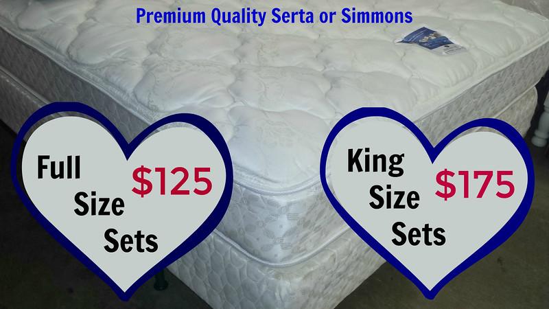 Premium Mattress Set Special