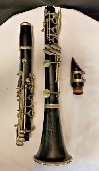 Vintage  G.Penzel  Vintage Clarinet
