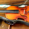 Frik Otto Kaiser 4 String Violin w/ Case.  <b>Make A Fair Offer.</b>