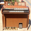 <b>Available at our Livernois Store Location - (313) 345-0884.</b>  Nice Wurlitzer Dual Keyboard Organ with Bass Pedals.  <b></b>