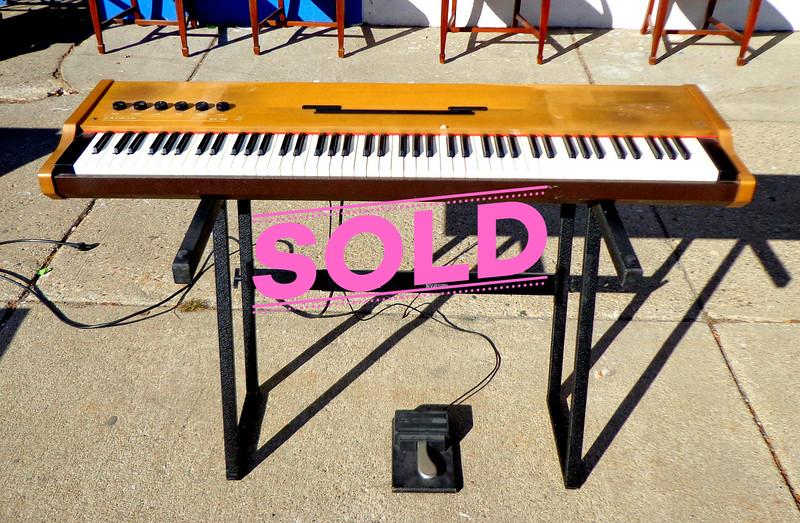 Hard-to-Find 1980's Crumar Model DP88.  <b>$350</b>