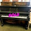 Antique Trayser Piano