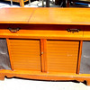 Retro Airline Stereophonic Hi-Fidelity Console Stereo.  43 x 18 x 30.  <b>$75</b>