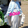 Virgin Mary Stone Statue.  16 x 33.  <b>$85</b>