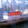 Sanpan Pontoon Boat For Sale
