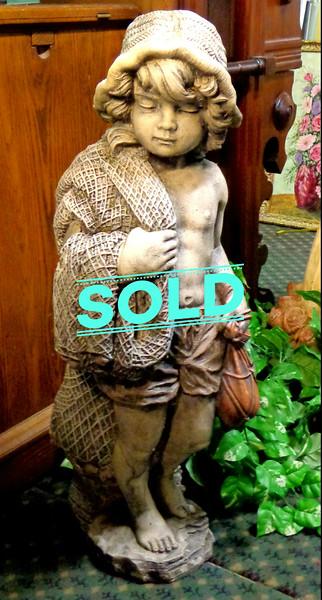 Henri Studios Cast Stone Garden Statue
