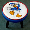 Rare Vintage Original 14-Inch Mickey Mouse Club Stool.  <b>$40 each.</b>