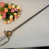 Antique Morton Sword of Baltimore, Maryland.  Overall Length: 32 inches.  <b>$95</b>