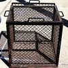 Heavy Duty Steel Monkey Cage.  30 x 25 x 29.  <b>$400</b>