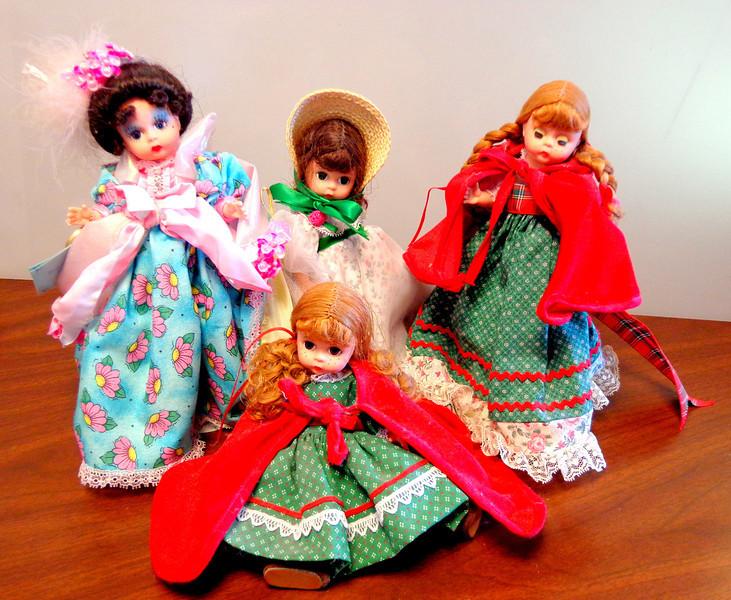 Small Selection of Kaiser & madame Alexander Dolls.  <b>Make A Fair Offer.</b>