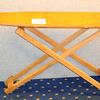 Unique Vintage Children's Solid Wood Ironing Board.  28 x 8 x 19.  <b>$25</b>