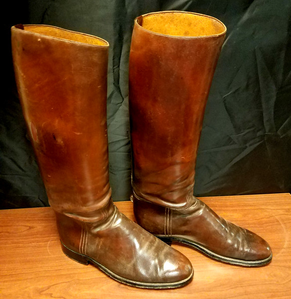 Pair of Leather English Riding Boots.